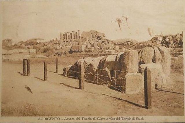 tempio di giove agrigento