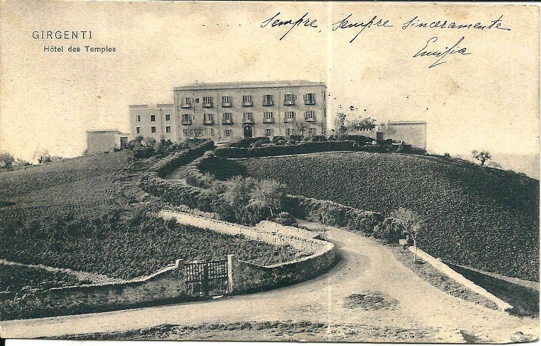 L'Hotel des Temples di Agrigento: la storia