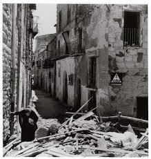 il bombardamento sul centro storico di agrigento