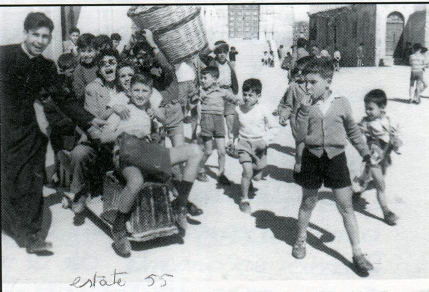 don Scornavacca, don Curto, don Motta…i Salesiani ad Agrigento.Fotogalleria