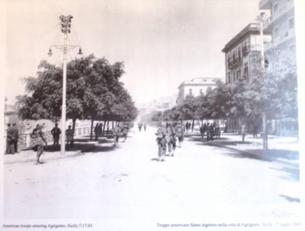 La conquista di Agrigento: luglio 1943