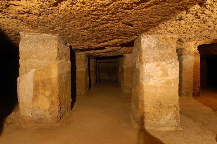 Gli Ipogei di Agrigento raccontati da chi li ha visitati