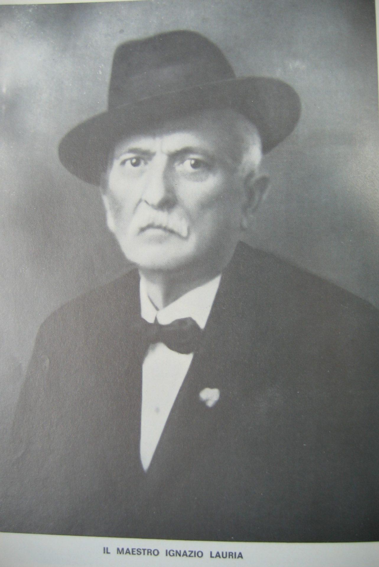 Personaggi illustri di Agrigento: il musicista Ignazio Lauria