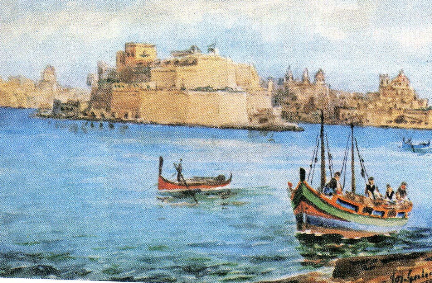 Tra Agrigento e Malta una storica amicizia