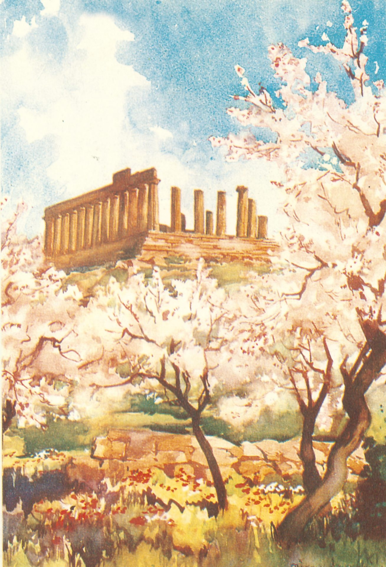 Agrigento: lo spirito solfureo e i templi greci