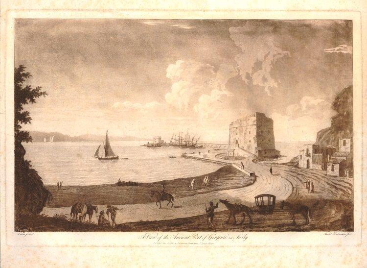 Porto Empedocle venne costruito con i resti del tempio di Giove di Agrigento ? Una polemica storica.