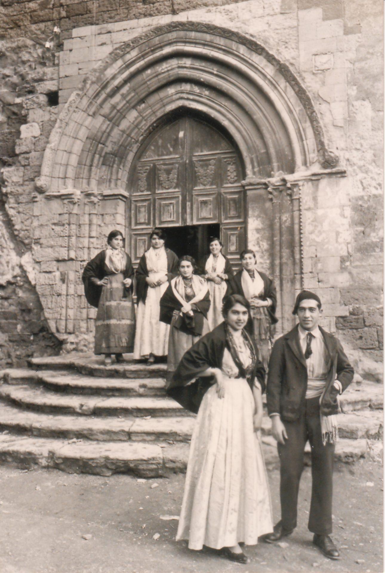 Agrigento, le donne agrigentine secondo i viaggiatori dell'Ottocento.Fotogalleria