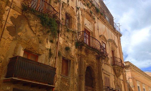 Agrigento: il Palazzo Del Carretto