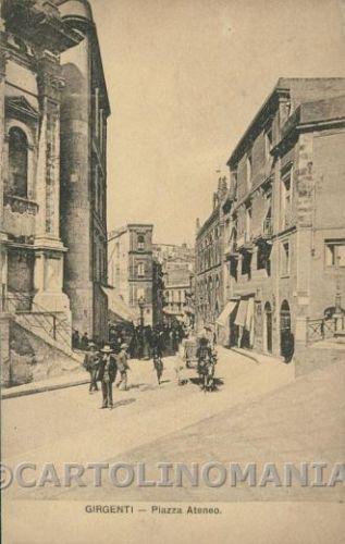 agrigento piazza san giuseppe