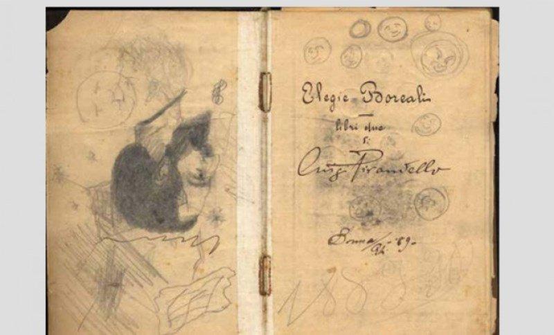 La biblioteca-museo Luigi Pirandello di Agrigento