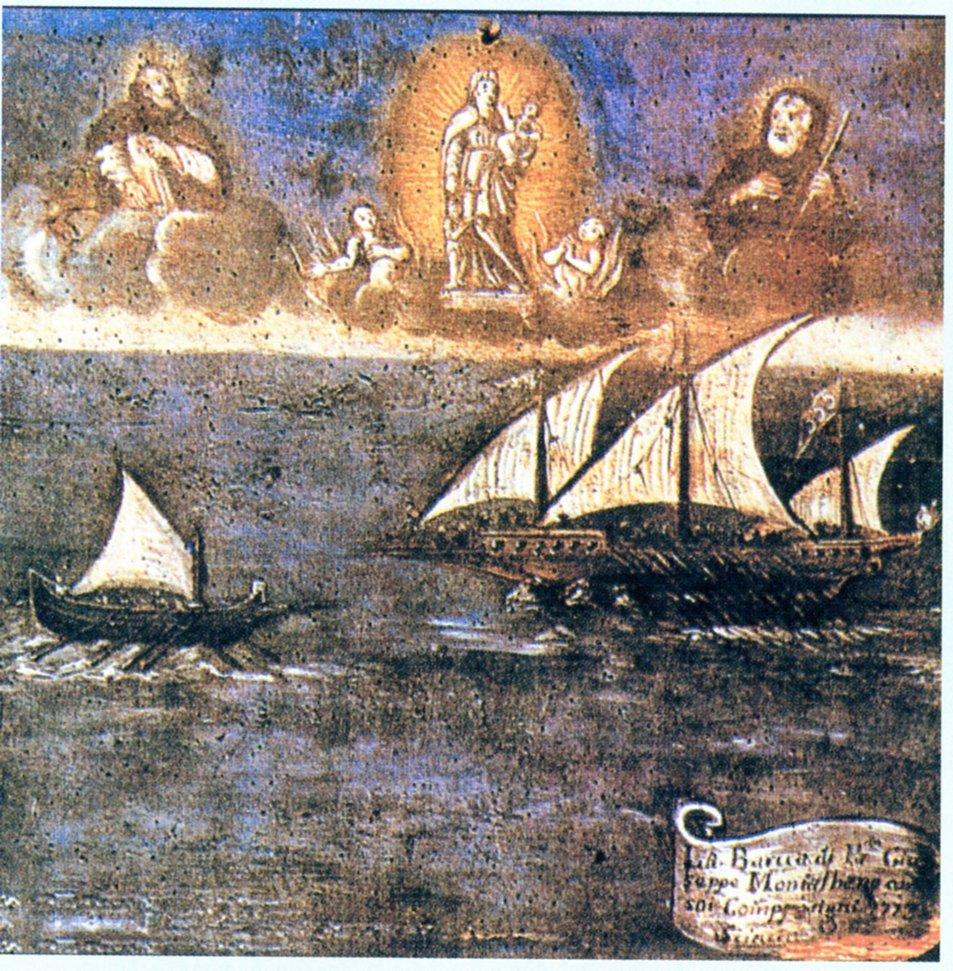 I Pirati minacciano le coste della Sicilia