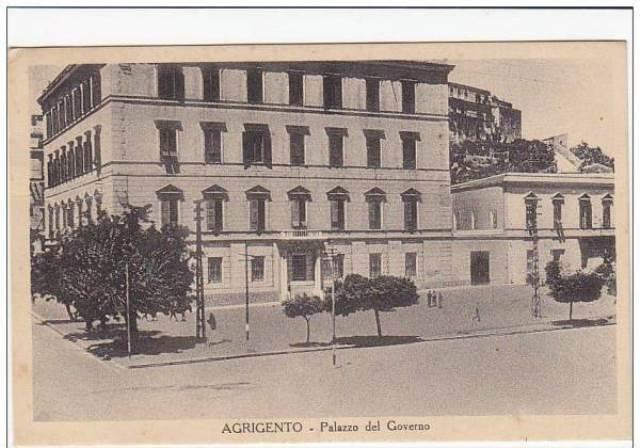 agrigento palazzo della prefettura
