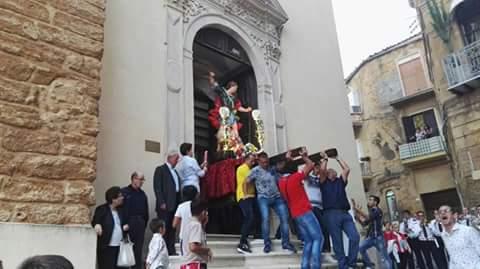 La Chiesa e il quartiere di San Michele ad Agrigento