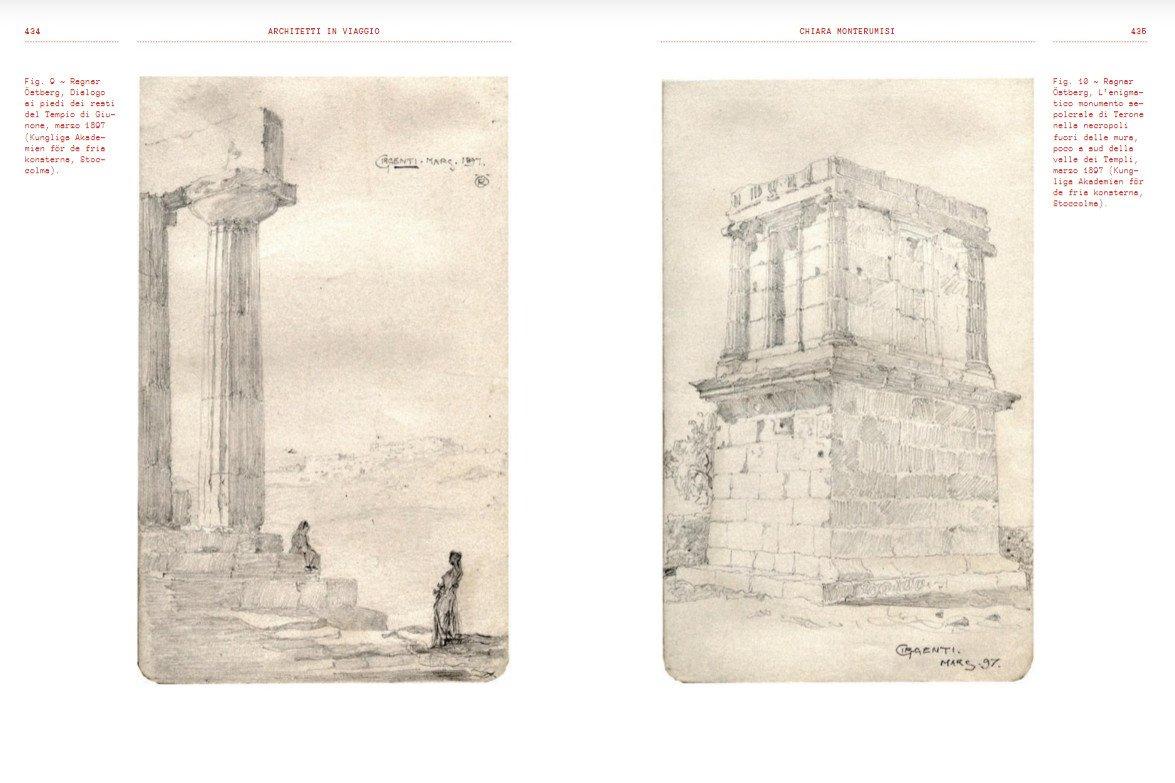 I Templi di Agrigento nell'opera di Guglielmo Capozzo (1842)