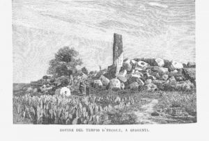 Il viaggio ad Agrigento nel 1805 di Marquis de Foresta