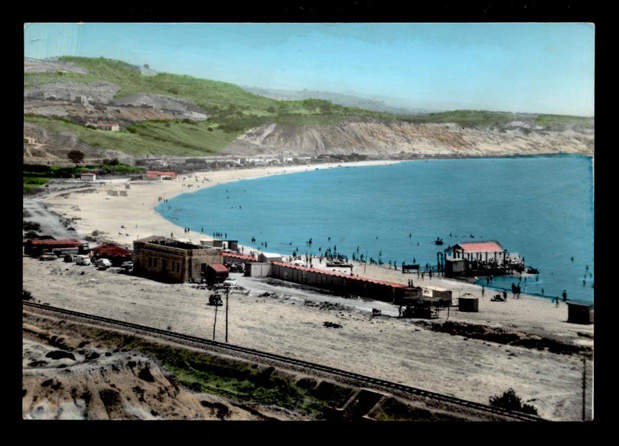 Lidi e Stabilimenti balneari della provincia di Agrigento. Fotogalleria d'epoca