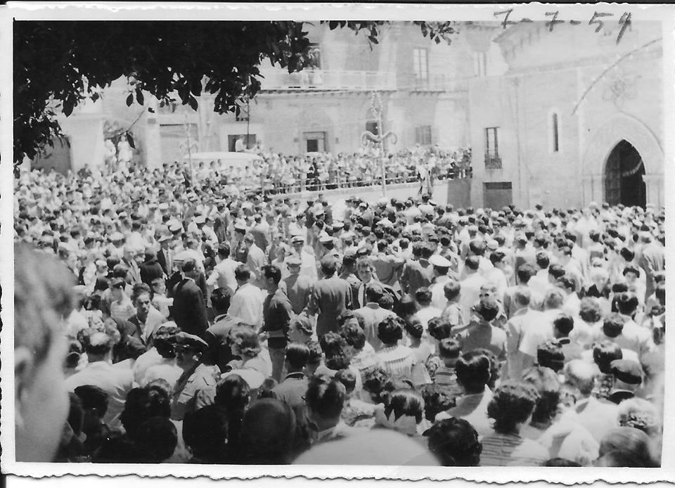 San Calogero di Agrigento: Fotogalleria con oltre cento foto d'epoca