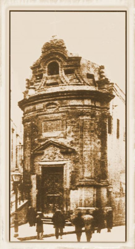Agrigento, Ricostruiamo insieme la facciata barocca della chiesa di Santa Rosalia. Firma la petizione