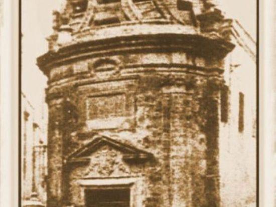 chiesa di santa rosalia ad agrigento
