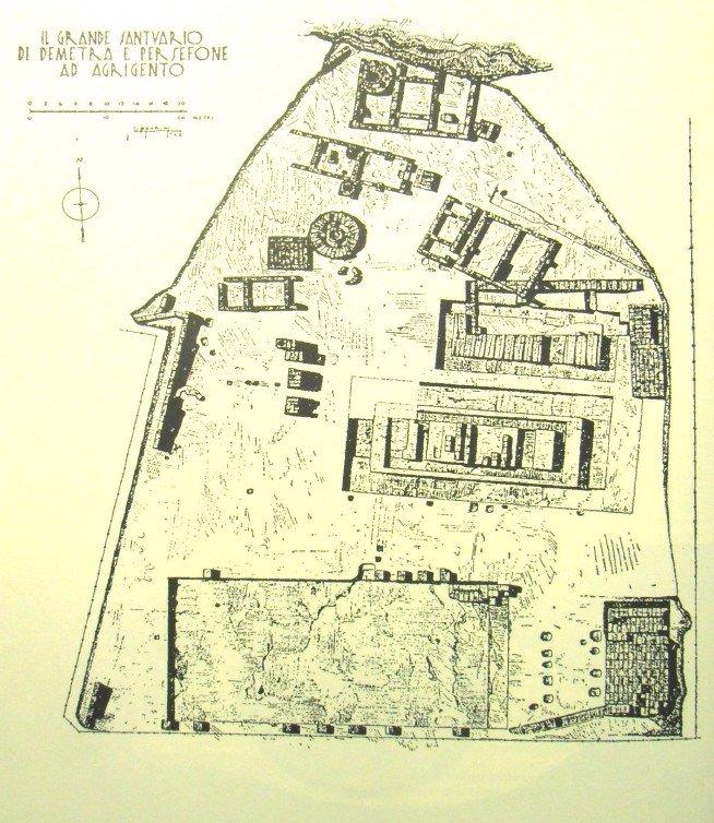 Luoghi di culto extraurbani di Akragas
