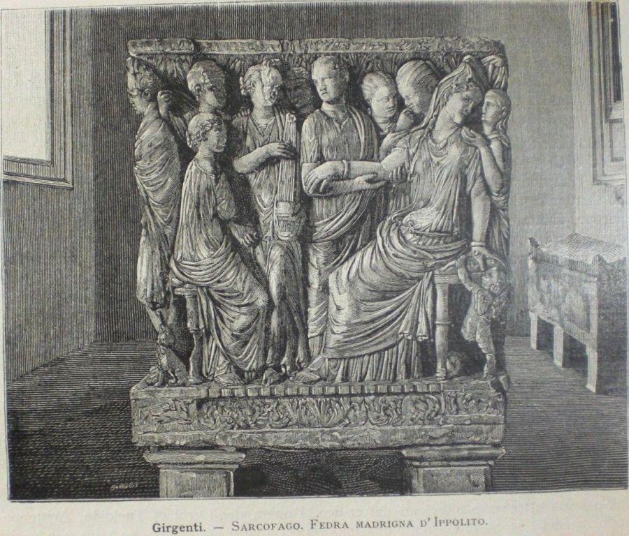 sarcofago di fedra