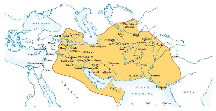 La battaglia del Ponte e la Battaglia di Nihawānd: la fine dell'impero Sasanide nel settimo secolo