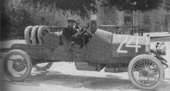 targa 1912