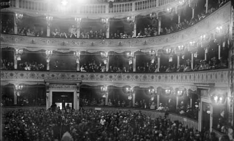 Agrigento il Teatro Pirandello: cronistoria dalle origini al 1993