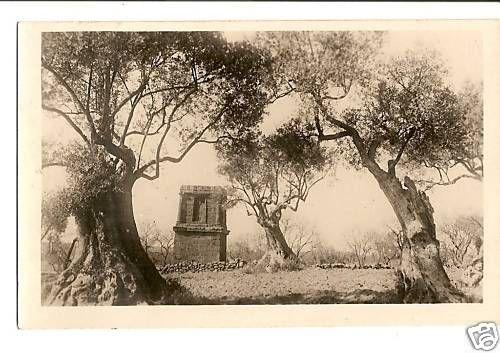tomba di terone 1933