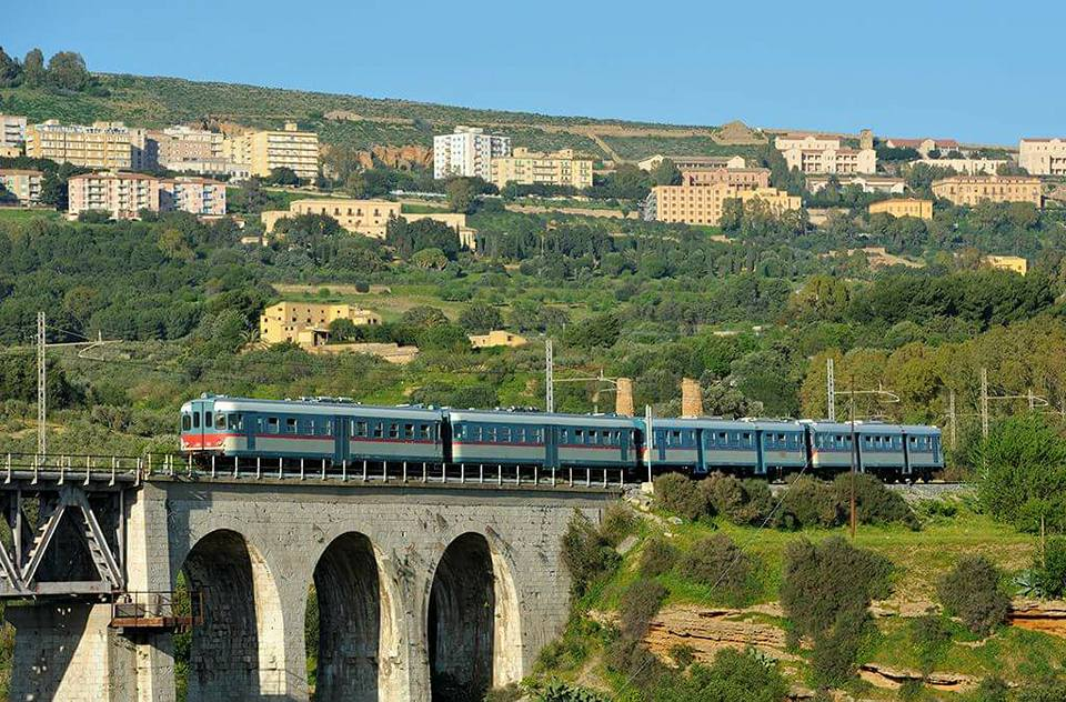 Giornate del Fai:Il treno storico Freccia dei Templi domenica da Licata ad Agrigento