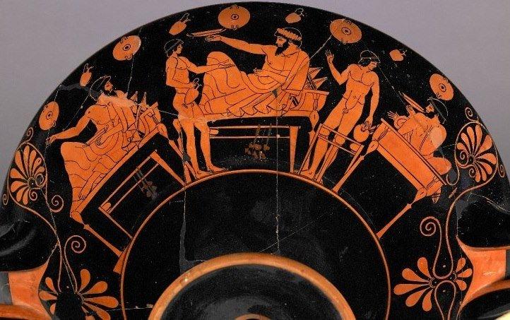 Il furto di vasi antichi ad Agrigento