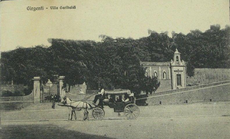 C'era una volta la Villa Garibaldi: gli agrigentini ricordano