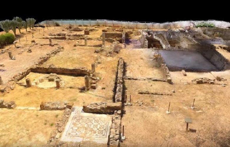 Svelati i misteri della villa romana scoperta vicino la Scala dei Turchi. Stupefacente ricostruzione virtuale in un video in 3D