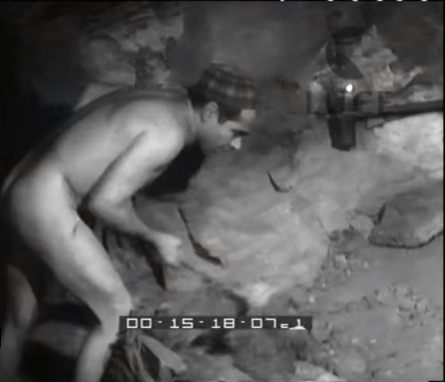 L'industria mineraria in provincia di Agrigento.Video
